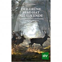 Buch Der grüne Pfad hat nie ein Ende von Gerhard Böttger