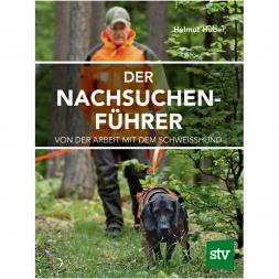 Buch Der Nachsuchenführer von Helmut Huber