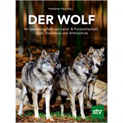 Buch Der Wolf von Klaus Hackländer