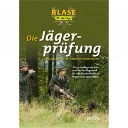 Buch: Die Jägerprüfung von Joachim Reddemann