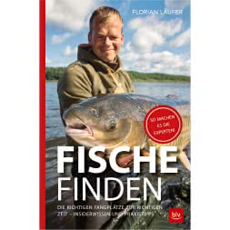 Buch: Fische finden. Die richtigen Fangplätze zur richtigen Zeit - Insiderwissen und Praxistipps von Florian Läufer