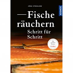Buch: Fische räuchern - Schritt für Schritt