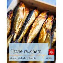 Buch: Fische räuchern von Jan Lock