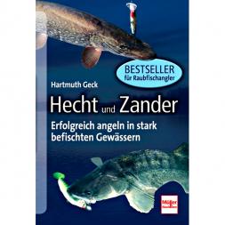 Buch: Hecht und Zander von Hartmuth Geck