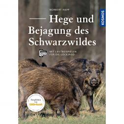Buch: Hege und Bejagung des Schwarzwildes von Norbert Happ