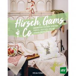 Buch Hirsch, Gams & Co. von Helga König