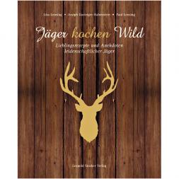 Buch Jäger kochen Wild von Lisa Lensing