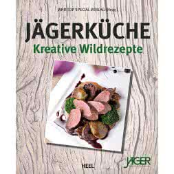 Buch: Jägerküche. Kreative Wildrezepte
