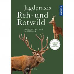 Buch: Jagdpraxis: Reh- und Rotwild von Kurt Menzel