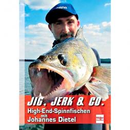 Buch: Jig, Jerk & Co. von Johannes Dietel