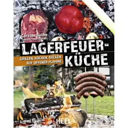Buch Lagerfeuerküche von Carsten Bothe