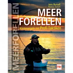 Buch: Meerforellen - Küstenangeln mit Profi-Taktiken