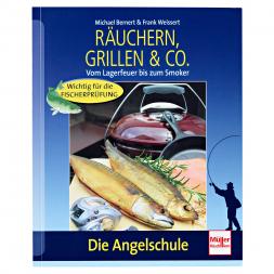Buch: Räuchern, Grillen & Co. von Michael Bernert + Frank Weissert