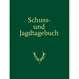 Buch: Schuss- und Jagdtagebuch