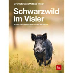 Buch: Schwarzwild im Visier von Dirk Waltmann, Matthias Meyer