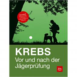 Buch Vor und nach der Jägerprüfung von Herbert Krebs