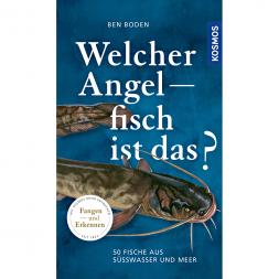 Buch: Welcher Angelfisch ist das? Von Ben Boden
