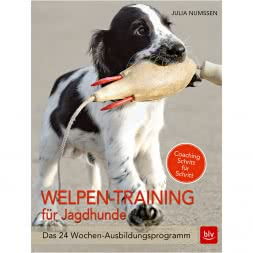 Buch: Welpen-Training für Jagdhunde von Julia Numßen
