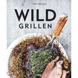 Buch: Wild grillen von Tom Heinzle