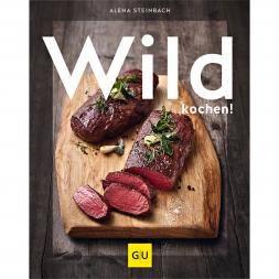 Buch: Wild kochen! von Alena Steinbach