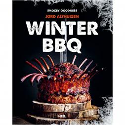 Buch: Winter BBQ von Jord Althuizen