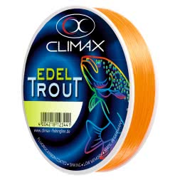 Climax Angelschnur Edel-Trout (orange, 300 m)