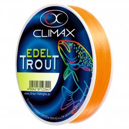 Climax Angelschnur Edel-Trout (orange, 300 m)