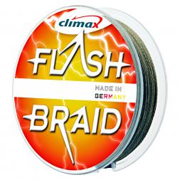 Climax Angelschnur Flash Braid (grün)