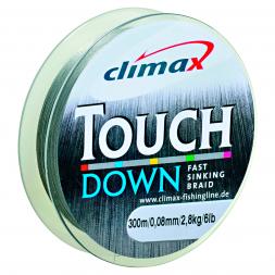 Climax Angelschnur Touch Down (grau)