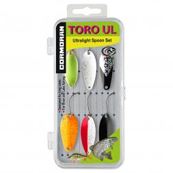 Cormoran Trout Spoon Set Toro UL 4