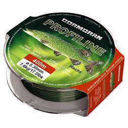 Cormoran Zielfischschnur Profiline Hecht (grün)