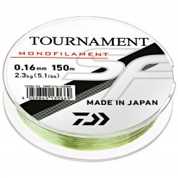 Daiwa Angelschnur Tournament SF Line (150 m, grün transparent)