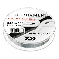 Daiwa Angelschnur Tournament SF Line (3000 m, grau-transparent)