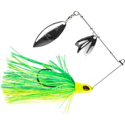 Daiwa Spinnerbait DB (Green Chartreuse)