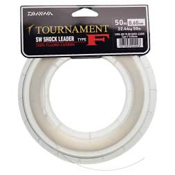 Daiwa Vorfachschnur Tournament S.W. Shockleader Type F (50 m)