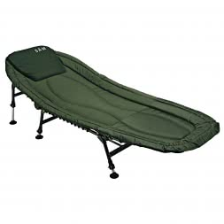 DAM Bedchair Six-Leg Alu Karpfenliege