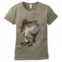 Damen T-Shirt Zander