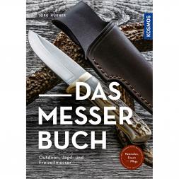 Das Messer Buch - Ourdoor-, Jagd- und Freizeitmesser von Jörg Hübner