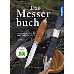 Das Messerbuch von Carsten Bothe