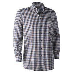 Deerhunter Herren Outdoor-Hemd Marcus (Blau)