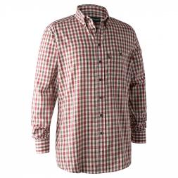 Deerhunter Herren Outdoor-Hemd Marcus (Rot)