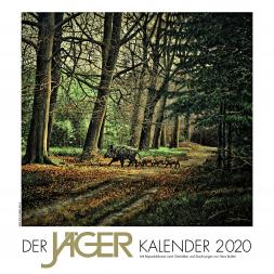Der JÄGER Kalender 2020