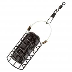 Draht Futterkorb (black)