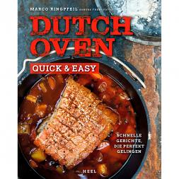 Dutch Oven Quick & Easy von Marco Ringpfeil