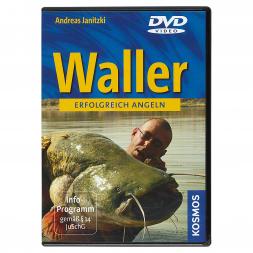 DVD Waller erfolgreich angeln von Andreas Janitzki