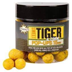 Dynamite Pop-Up Sweet Tiger & Corn