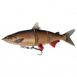 Effzett Gummifisch Natural Whitefish (Chub)