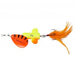 Effzett Rattlin Spinner (Fluo Yellow/Orange)