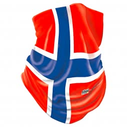 Eisele UV Baff (Norwegen Flagge)