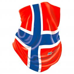 Eisele UV Baff (Norwegen Flagge)